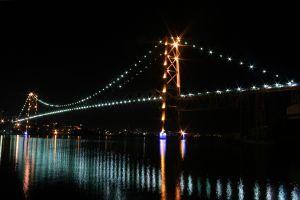 Ponte de Floripa - Divulgação Portal Falando de Turismo