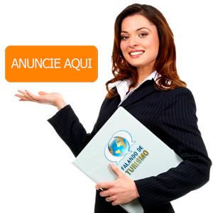 Banner de anuncie aqui no site Falando de Turismo