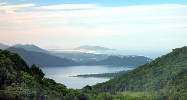Lagoa do Peri - Divulgação Portal Falando de Turismo