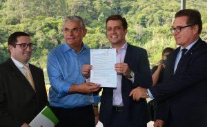 Folhasdesantacatarina.com.br, Licença para aumento da faixa de areia em Balneário Camboriú