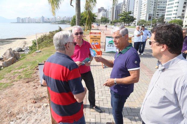 Obras de Recuperação da Bahia Norte em Florianópolis-Governador -Falando de Turismo