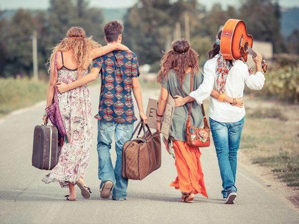 Haight Party- Falando de Turismo
