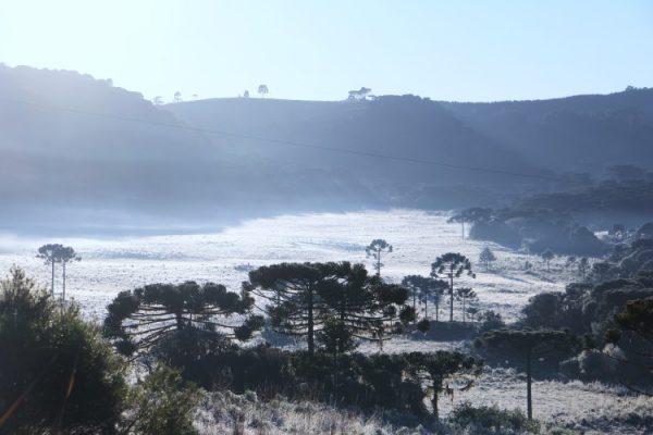 Neve em Santa Catarina - Turismo on line