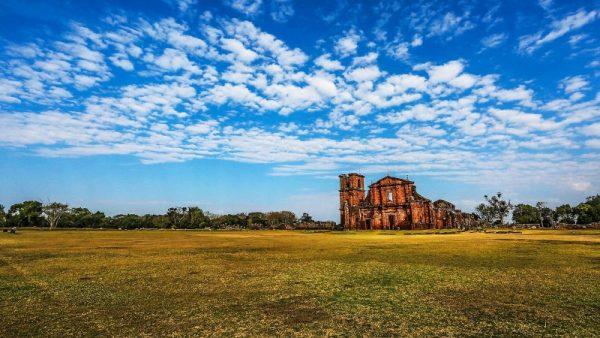 Ruínas de São Miguel das Missões uma viagem ao tempo-Divulgação Falando de Turismo