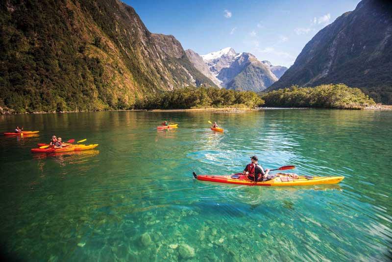 Nova Zelândia - Turismo on line