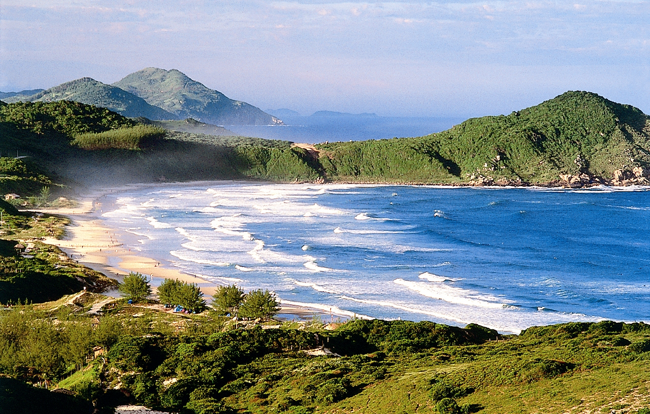 Praia do rosa - SC -Turismo on Line