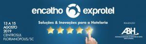 Encatho e Exprotel 2019