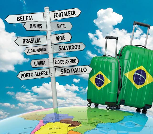 O turismo será a mola propulsora da economia do Brasil-Falando de Turismo