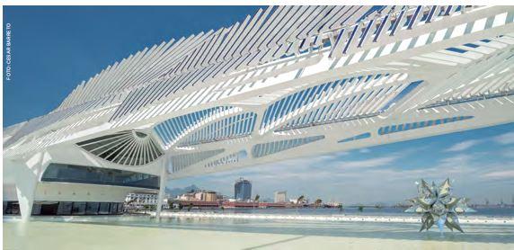 Museu do Amanhã RJ-Falando de Turismo