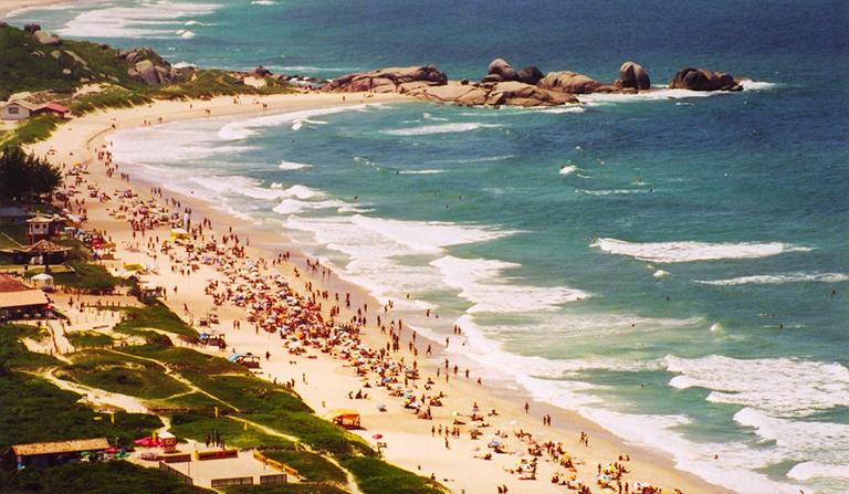 Floripa - Praia Mole - Falando de Turismo