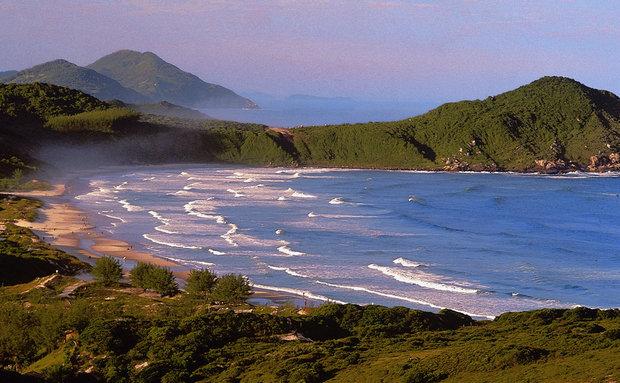 Praia do Rosa - SC- Falando de Turismo