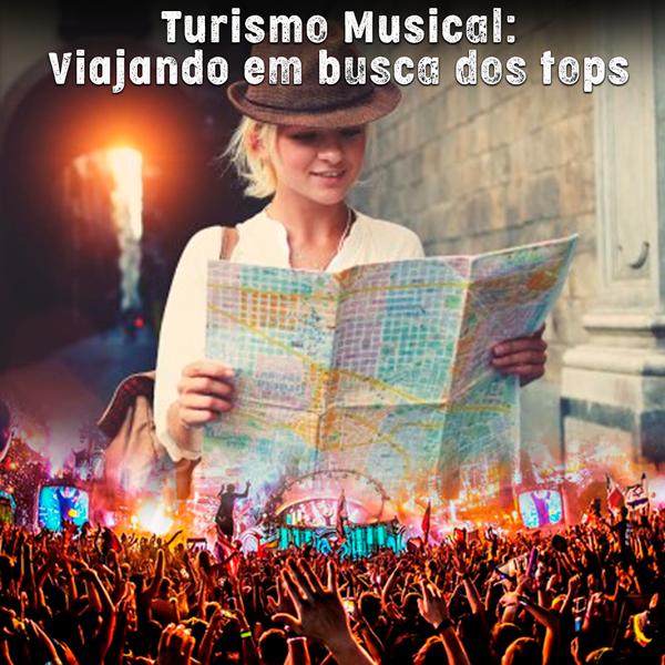 Confira a matéria do falando de turismo sobre turismo musical
