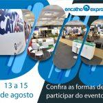 Encatho & Expotel 2019-Divulgação Falando de Turismo