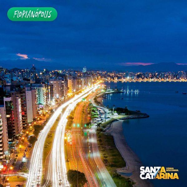 Florianópolis - SC-Falando de Turismo