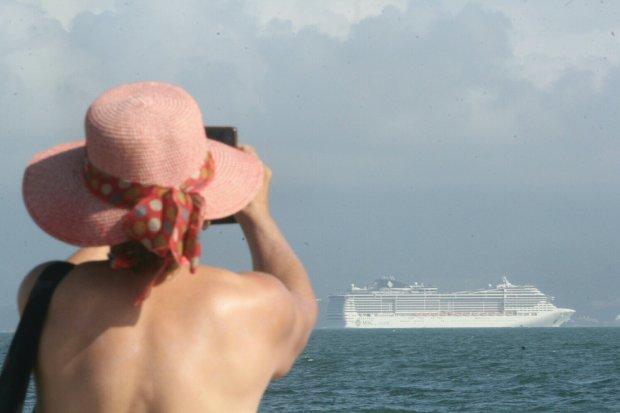 Cruzeiro Marítimo- Falando de Turismo
