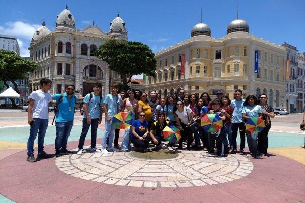 Homenagem ao Dia Nacional do guia de Turismo!
