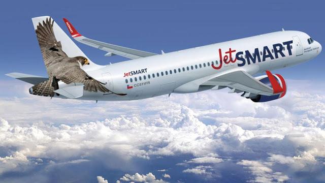 JetSmart, mais uma aérea de baixo custo chegando ao Brasil