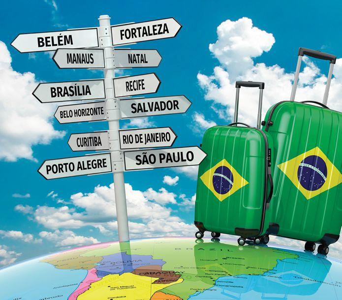 Conhecer e viajar pelo Brasil é o sonho de consumo número um dos brasileiros. Com o avanço da tecnologia, alguns apps surgiram para facilitar a vida das pessoas, ajudando também na conquista do sonho.