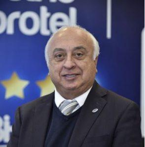Osmar José Vailatti Diretor-presidente ABIH-SC