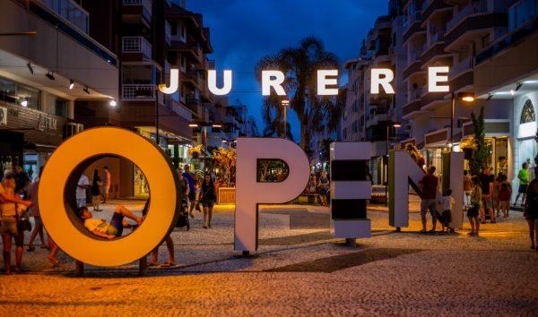 Jurerê Internacional inaugura na quarta-feira (8) primeira etapa do novo Jurerê Open Shopping
