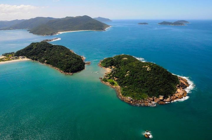 Pousada Ilha do Papagaio. Um mergulho na natureza