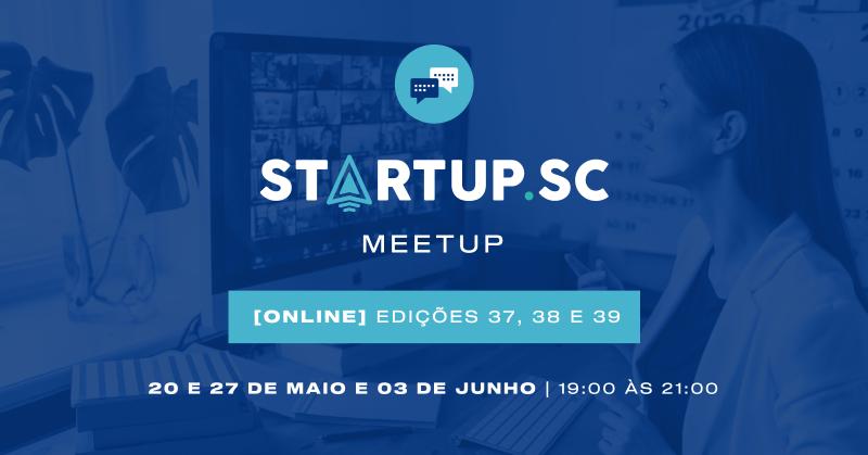 startup sc meetup online - vania monteiro - falando de turismo