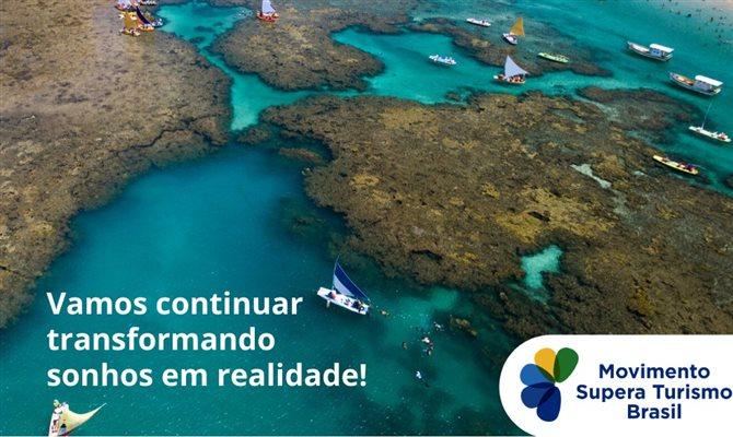 Supera Turismo Brasil - Movimento busca retomada segura e mais rápida