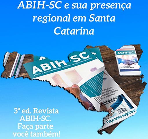 ABIH-SC contribui muito para o crescimento do turismo em Santa Catarina
