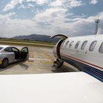 Aeroporto Internacional de Florianópolis e a aviação executiva