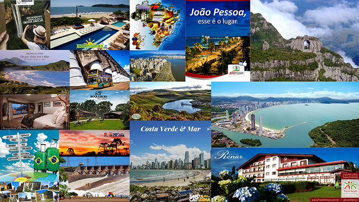 Mais uma pesquisa revela desejos dos brasileiros em viajar pelo Brasil